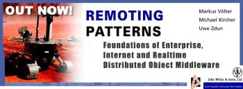 Remoting Patterns Book